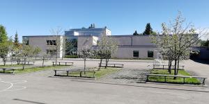 Tampereen yliopisto Normaalikoulu, yläkoulu